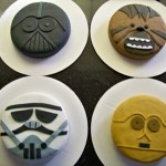 Star Wars Characters Cakes
