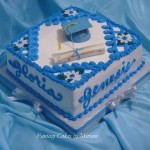 Graduation Cake for Four