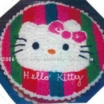 Hello Kitty Cake Picture
