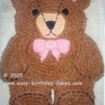 Teddy Bear Cake Picture